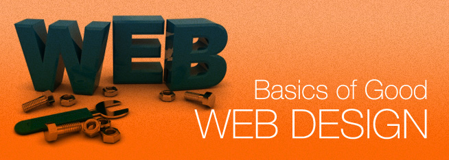 The Basics of Web Designing